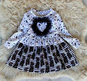 Платье «Сердце»