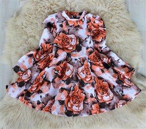 Платье «Татьянка» МОЛОКО