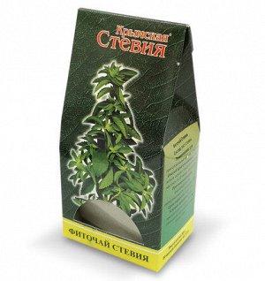 Стевии лист (чай стевия) пакетированный, 20 ф.п (30г.)