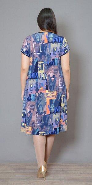 Платье П-827-6