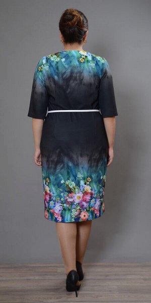 Платье П-595-4