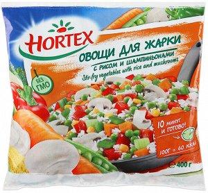 Овощи для жарки , Хортекс, 400 г, (12)