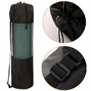 Коврик для фитнеса с чехлом-сумкой YG17107