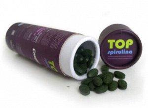 Спирулина органик, таблетки, тубус 100г.