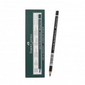 Карандаш акварельный Faber-Castell Albrecht D?RER®, 199 черный, ЦЕНА ЗА 1 ШТ
