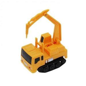 Индуктивная машинка INDUCTIVE CAR строительная техника №2