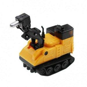 Индуктивная машинка INDUCTIVE CAR строительная техника №3