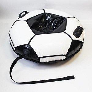 """Надувные санки тюбинг/ватрушка """"Мяч Люкс"""" диаметр 110 см. Быстрик"""
