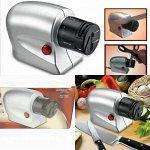 Точилка для ножей, инструментов и ножниц электрическая 220 в Electric Sharpener Оригинал
