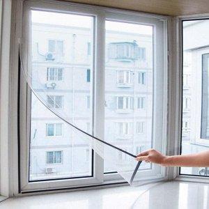 Антимоскитная сетка на окна, 130х150 см