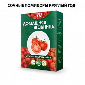 Набор для выращивания Помидор круглый год домашняя ягодница, чудо ягодница, сказочный сбор