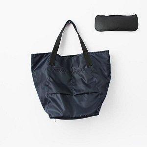 Складная сумка Magic Bag 25 литров Темно-синяя