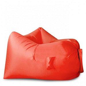 Надувное кресло-лежак Ламзак с карманами LAMZAC Россия красный