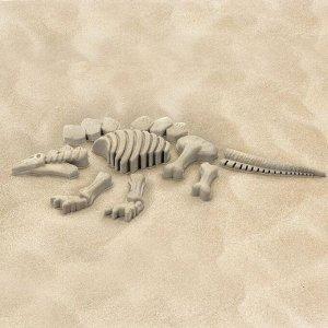"""Набор форм для лепки из песка """"Динозавр"""""""