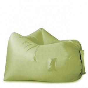 Надувное кресло-лежак Ламзак с карманами LAMZAC Россия хаки
