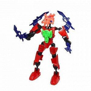 Конструктор «Робот-воин»(без упаковки)