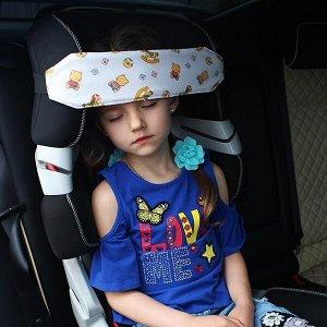 Держатель/Фиксатор для головы ребенка в автокресле Автоняня Игрушки