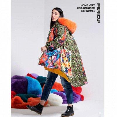 FLO&CLO верхняя одежда предзаказ осень-зима 2020-21  — Коллекция для заказа — Пуховики