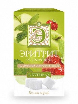 Эритрит и стевия в КУБИКАХ .250г.