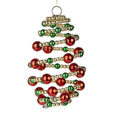 Новогодний F-present  - сувениры, презенты, предзаказания — Ёлочные игрушки-игрушки из бусин — Сувениры