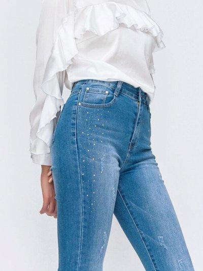 МОДНЫЙ ОСТРОВ ❤ Женская одежда. Весна-лето 2021  — джинсовая одежда — Прямые джинсы