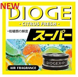 NEW ! Ароматизатор Dioge Citrus Fresh цитрусовый коктейль