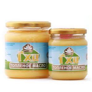 •Сибирские органические продукты • Новинки от 10 мая! — Масло ГХИ — Масло и маргарин