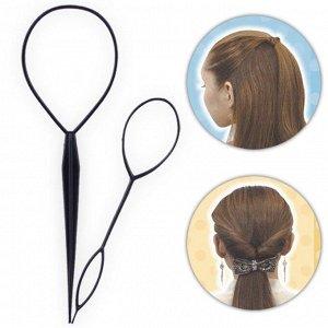 Набор заколок для укладки волос Петелька 2 шт