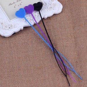 Заколка для укладки волос Петелька чёрная 1 шт
