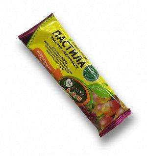 Фруктовый лаваш - Батончик смоква яблочно-малиновая, 35г.
