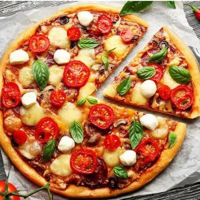 Пир на весь мир! Дамплинги, мороженое и многое другое — Пицца — Пицца