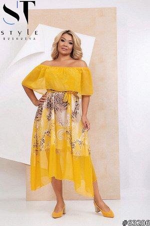 Платье 63206