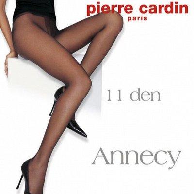 Распродажа белья, колготок - 70%!!  — Pierre Cardin колготки 11, 20, 40 den, сетка — Колготки