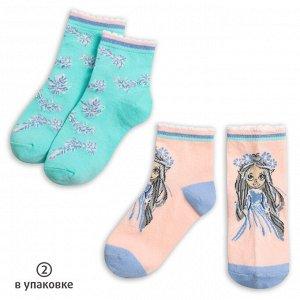 GEG3197(2) носки для девочек