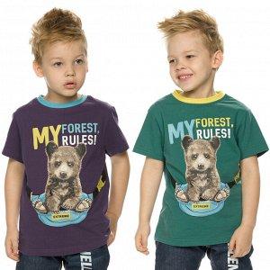 BFT3192 футболка для мальчиков