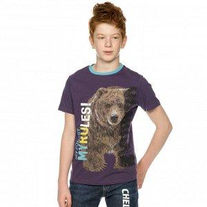 BFT4192 футболка для мальчиков
