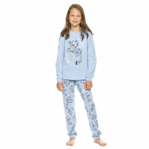 """WFAJP4208U пижама для девочек (1 шт в кор.) """"TM Pelican"""""""