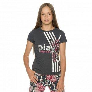 GFT4195/1 футболка для девочек