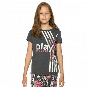 GFT5195/1 футболка для девочек