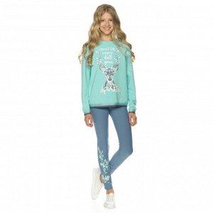GFLQ4197/1 брюки для девочек