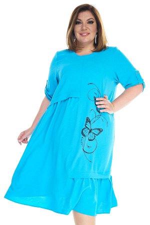 Платье-2457