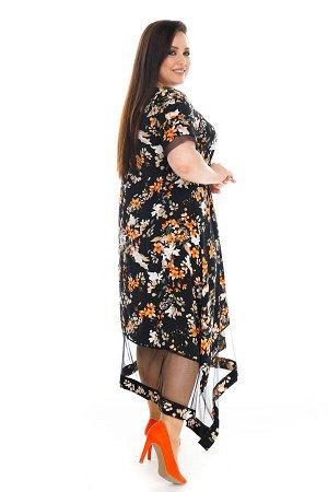 Платье-2436