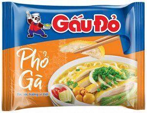 Gau Do рисовая лапша Фо Га курица 65гр