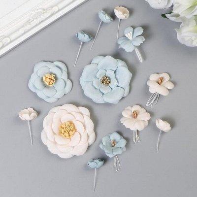 Хобби-Маркет💜Самая творческая закупка! — Искусственные флористические элементы — Хобби и творчество