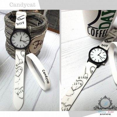 №135-✦Bloomy line✦-детская мода для маленьких модниц.Новинки — Часы — Часы