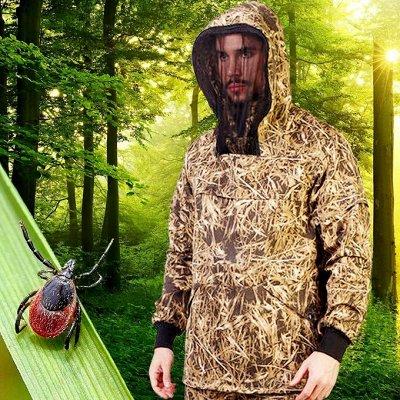 Сезон клещей, обезопась себя и свою семью при походе в лес