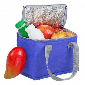 Сумка холодильник Vardo, синяя