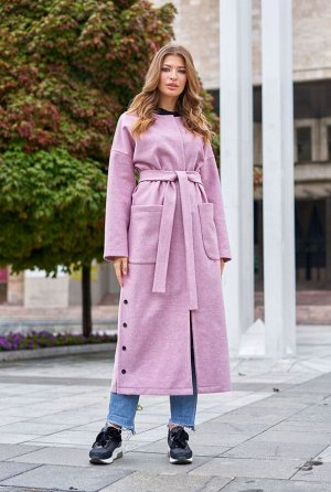 Облегченное пальто Мириам Лиловый