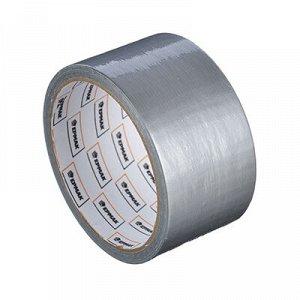 С ЕРМАК Клейкая лента армированная серебряная 48мм х 10м, (инд.упаковка)