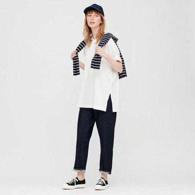 UNIQLO №12 Популярная одежда из Японии!! Рассрочка! — Женские футболки — Футболки